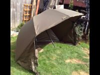 Wychwood HD MHR Compact Brolly - Great Condition.