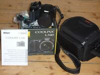 Nikon COOLPIX L340 (bridge camera)