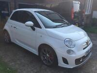 Abarth 500 (135ps) 2010 FSH