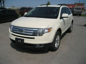 2007 Ford Edge SEL Plus AWD LEATHER AS-IS RUNS AND DRIVES