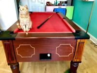 6x4 Slate Pool Table