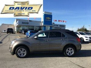 2012 Chevrolet Equinox 2LT FWD/LOADED/REAR CAM/LOCAL TRADE!