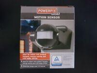 PIR Motion Sensor (Black or White)