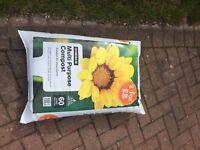 4 x Multi purpose compost for the garden