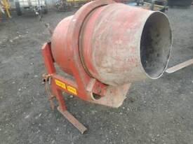 Tractor bamlett pto driven cement mixer