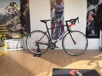 Cube Attain Race road bike new 2016