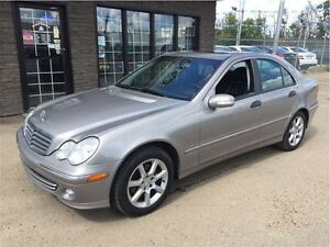 2005 Mercedes-Benz C-Class Sport LOADED 98K!