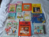 Books for the smaller ones. Nursery Rhyme CD and Jigsaw Book