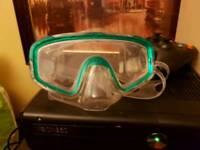 Scuba goggles