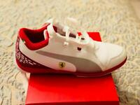 Ferrari Puma trainers size 5 excellent condition.