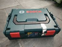 Bosch Empty Carry Case Box Systainer