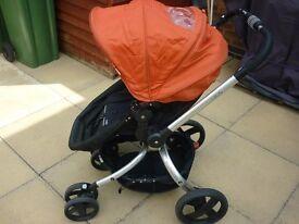 Mothercare Spin (Orange)