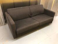 Habitat 3 seater sofa bed