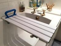 Slatted Bath Board with handle