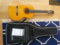 Yamaha C40 Classical Guitar (and case)