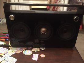 Tdk boom box £400 Ono not Sony jbc