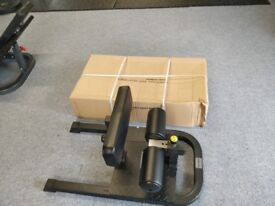 Sissy Squat new in box gym weight bench dumbbells