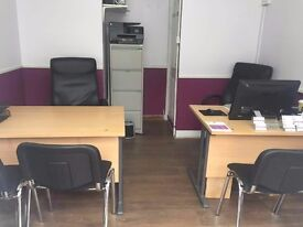 AVAILABLE NOW !! OFFICE SPACE TO LET IN CANN HALL RD, E11 3JF, £570PCM !! (INCLUDING ELEC BILLS)