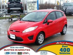 2012 Ford Fiesta SE   GAS SAVER IN TIME FOR SUMMER