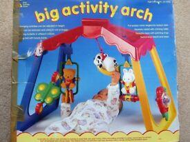 ELC Big Activity Arch