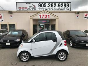 2012 smart fortwo pure, Leather, WE APPROVE ALL CREDIT