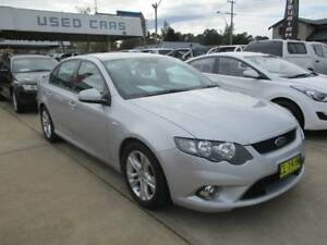 2011 Ford Falcon Sedan XR6 FG MK2 Young Young Area Preview