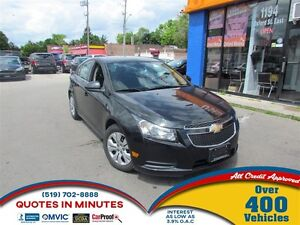2014 Chevrolet Cruze 1LT   TURBO   CLEAN   MUST SEE