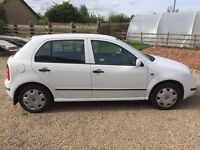2001 SKODA FABIA 1.4 MPI MOT DELIVERY ANY WHERE IN UK PART EX WELCOME