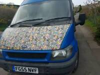 For sale ford transit lwb hay roof