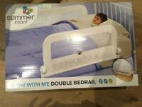Summer Infant grow with me double bedrail