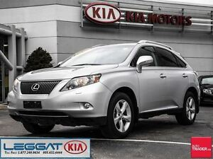 2010 Lexus RX 350 Sport - AWD, Moonroof, Cooled/Heated Seats, Re
