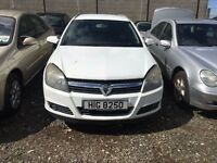 2005 Vauzhall astra, 1.9 Diesel, Breaking for parts only, All parts available