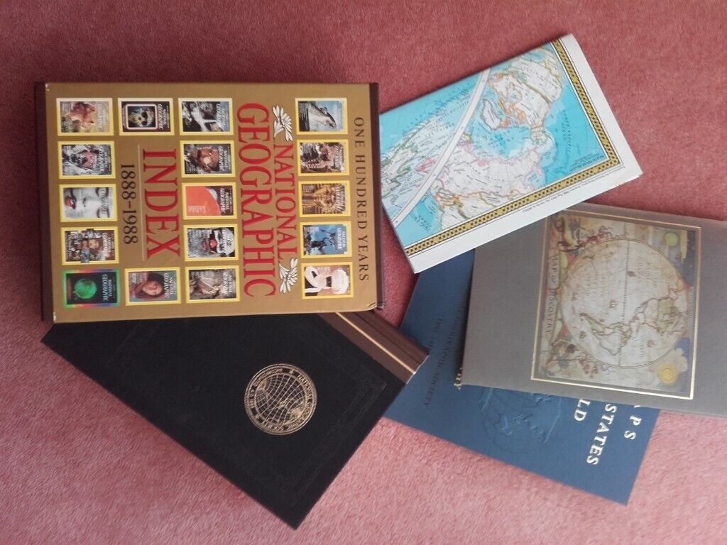 National Geographic Magazines and Index | in Ponteland, Tyne and Wear |  Gumtree