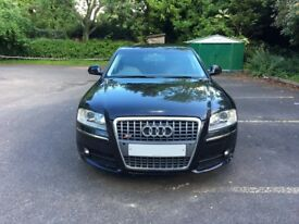 Audi A8 (S8 optics) 3.0 TDI SE Saloon Quattro Grab Yourself a Christmas Bargain