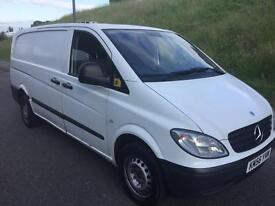 Mercedes Vito with 12 months mot