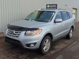 2010 Hyundai Santa Fe THIS WHOLESALE SUV WILL BE SOLD AS-TRADED!