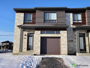 342 000$ - Jumelé à vendre à Chambly