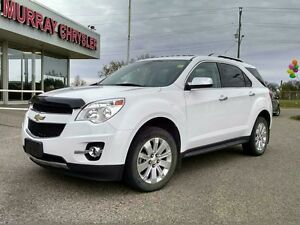 2010 Chevrolet Equinox 2LT AWD *Heated Leather*