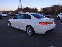 BMW 320D M Sport Highline Coupe