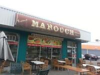 resto marouch  for rent