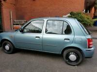 Nissan Micra Automatic, Mot 16/03/2019, Excellent Engine and Gear box, Well maintained