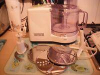 Braun Multipractic deluxe Food Processor [JOB LOT]