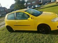 Swap or sale Fiat punto 1.8 16v 130bhp hgt abarth spec