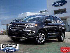 2015 Ford Edge SEL,NAVIGATION,SUNROOF,LEATHER
