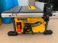 DeWALT XR Flexvolt Brushless Saw