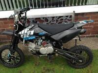 Welsh pit bike 160 2win CRF 70 frame