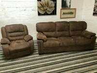 Dfs swade sofa set