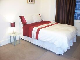 Just 3/4 minutes walk to East ham tube station, call 07737444028 for viewing. Nice Double room.