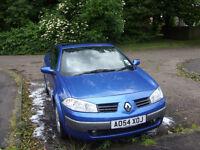 Fantastic Renault Megane Convertible