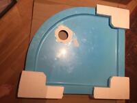 Offset Quadrant Shower Tray 800mm x 900mm